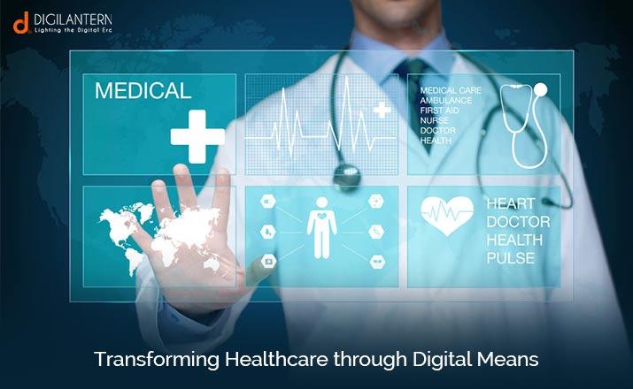 Digital Transforming of Healthcare