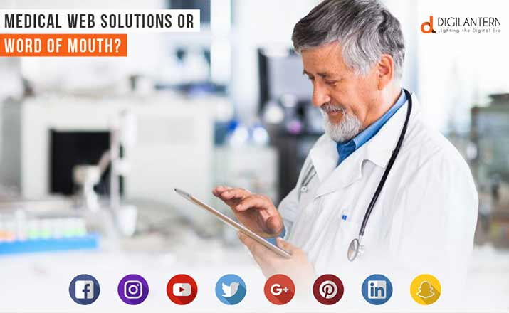 Medical Web Solutions Or A Word Of Mouth