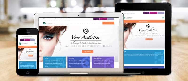 Customized Healthcare Websites, IT Company: Best Healthcare Website Design, Digital Advertising Agency Delhi NCR, Mumbai